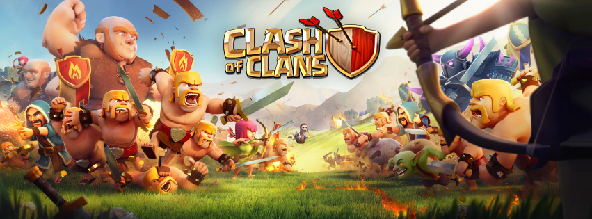 Clash of Clans doesn't have true live multiplayer, but designed great interplay regardless