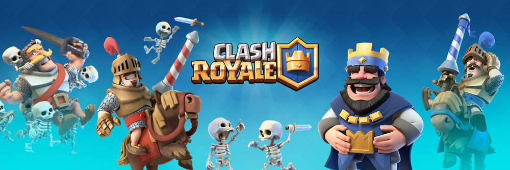 Clash Royale pulls from the same fun, quirky brand created by Clash of Clans