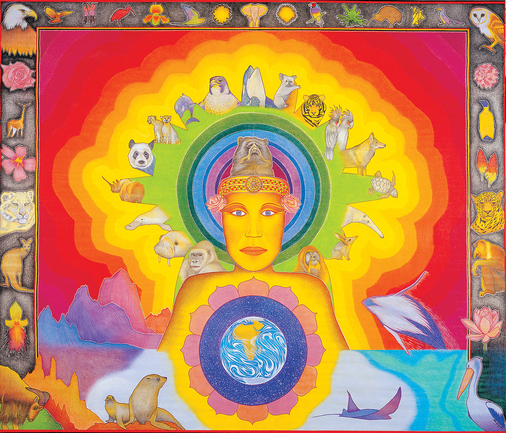 1999 - Earth Goddess