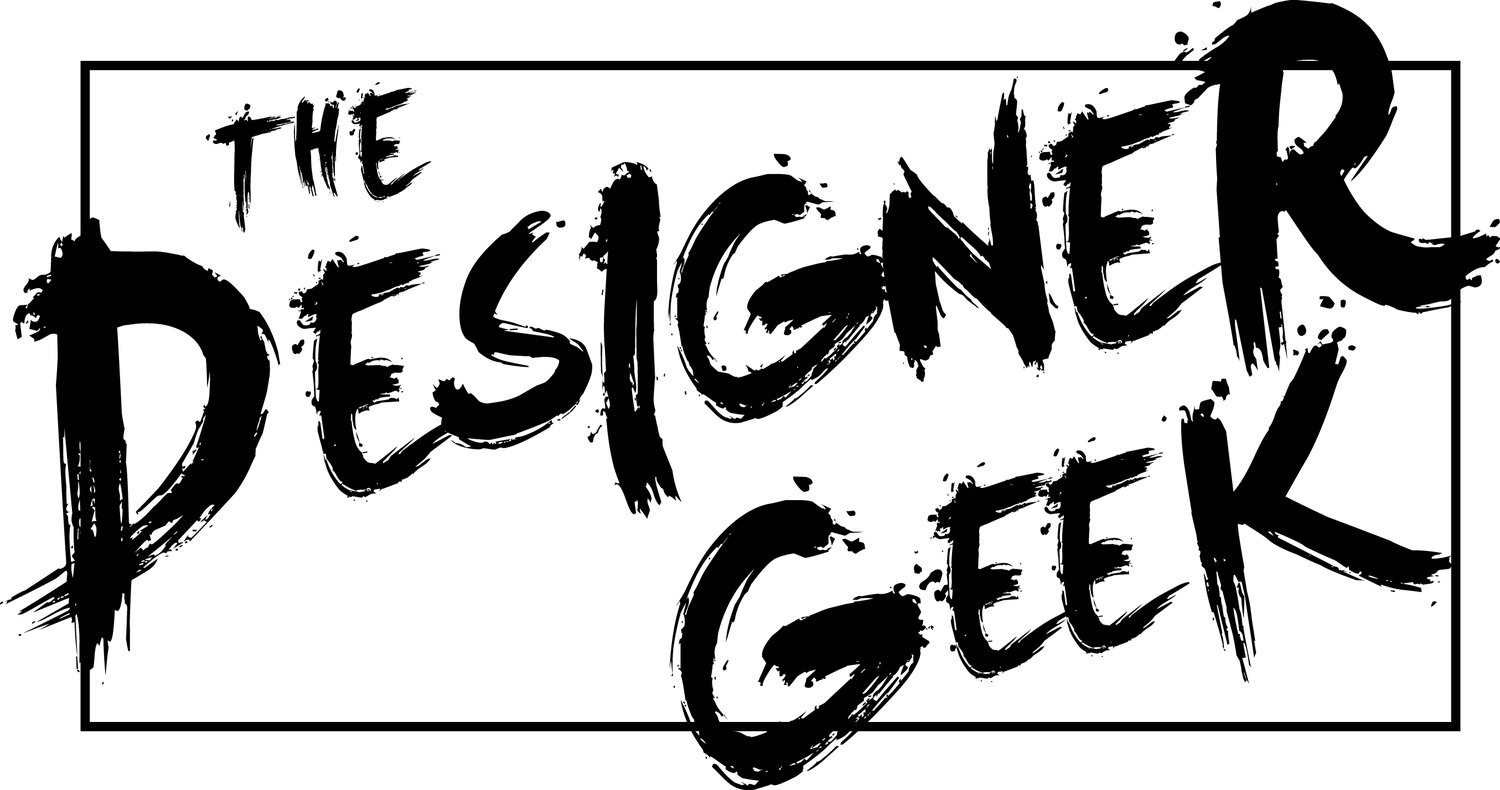 The Designer Geek