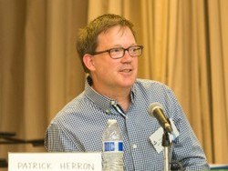 Patrick Herron will begin as Executive Director Sept. 12th.