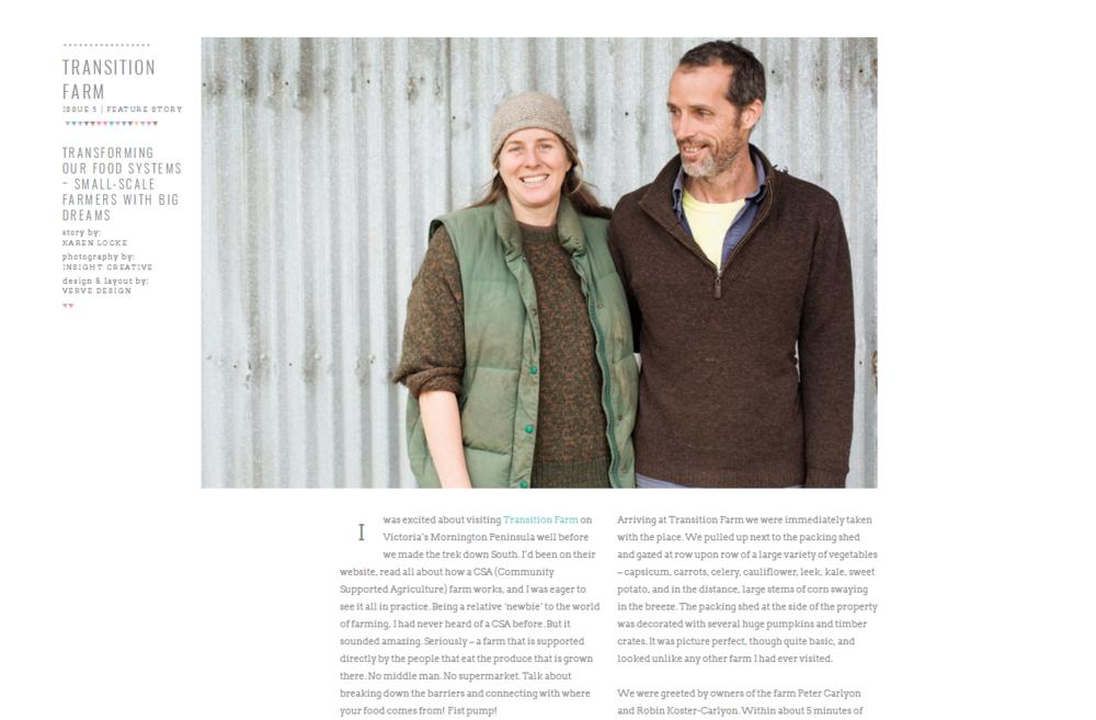 Confetti Magazine 2014