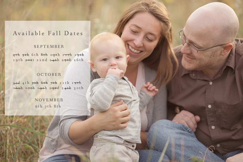 Louisville KY Family Photographer | Fall Portrait Date Availability | Julie Brock Photography.jpg