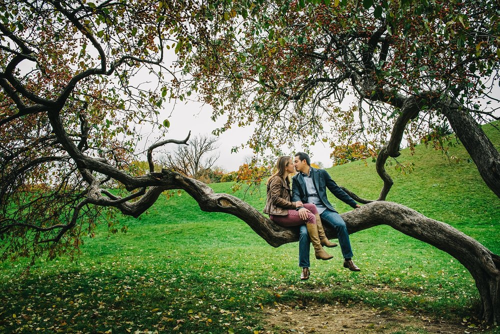 Mocha Tree Studios Ottawa Wedding and Engagement Photographer and Videographer Dark Moody Intimate Authentic Modern Romantic Cinematic Best Candid MALISSA + JAMES AT THE OTTAWA'S DOMINION ARBORETUM 1