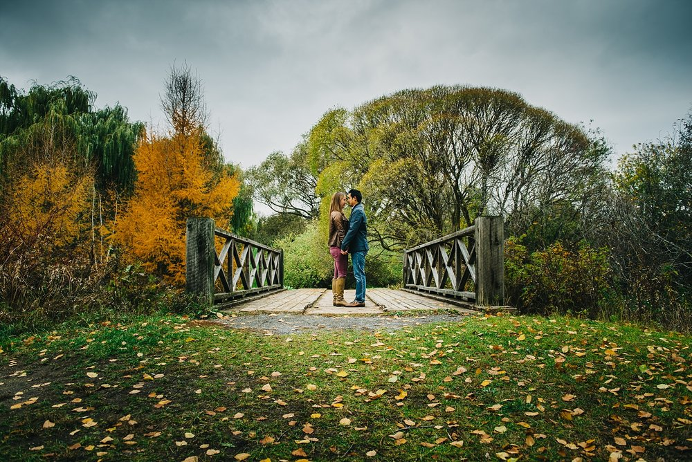Ottawa Arboretum Engagement Photos