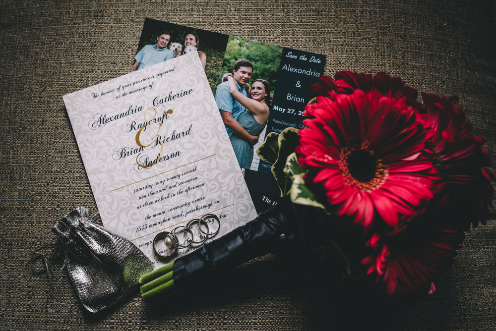Mocha Tree Studios Ottawa Wedding and Engagement Photographer and Videographer Dark Moody Intimate Authentic Modern Romantic Cinematic Best Candid ALEX + BRIAN: THE MOUNT, PETERBOROUGH, ON 4