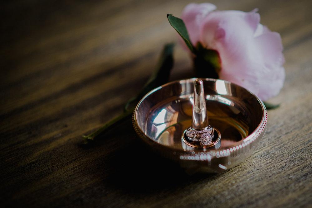Le Belvedere, Wakefield Wedding - Wedding Rings
