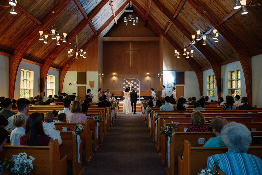 Anglican Church Wedding Ottawa Wedding