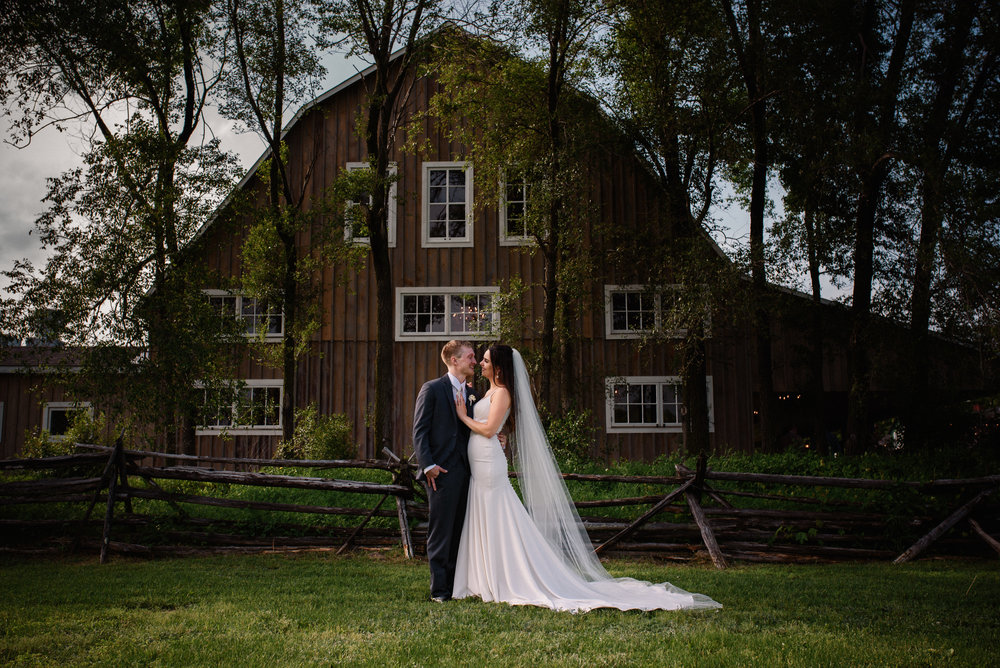 Stonefields Barn Wedding Carleton Place