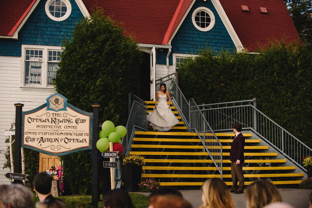 SheenPhotos Ottawa Wedding Photographer Dramatic Moody Candid Ottawa Rowing Club 29