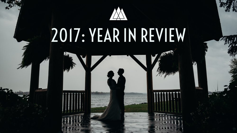 Mocha Tree Studios Ottawa Wedding and Engagement Photographer and Videographer Dark Moody Intimate Authentic Modern Romantic Cinematic Best Candid Year in Review 2017