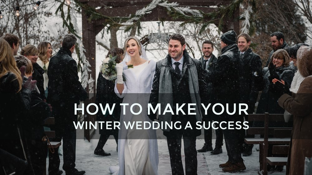 How to Make your winter wedding a success by Mocha Tree Studios Ottawa Toronto Montreal Wedding and Engagement Photographer and Videographer Dark Moody Intimate Authentic Modern Romantic Cinematic Best Candid