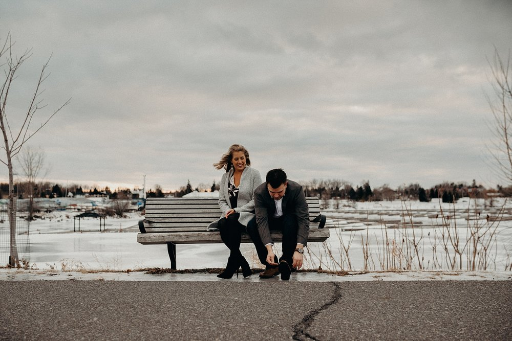 Mocha Tree Studios Ottawa Toronto Montreal Wedding and Engagement Photographer and Videographer Dark Moody Intimate Authentic Modern Romantic Cinematic Best Candid Nepean Sailing Club Andew Haydon Park 4