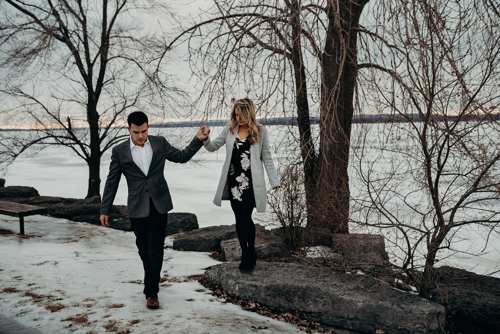 Mocha Tree Studios Ottawa Toronto Montreal Wedding and Engagement Photographer and Videographer Dark Moody Intimate Authentic Modern Romantic Cinematic Best Candid Nepean Sailing Club Andew Haydon Park 6
