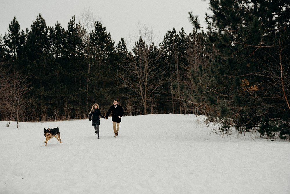 Bringing your Dog or Cat to an engagement session. Mocha Tree Studios Ottawa Toronto Montreal Wedding and Engagement Photographer and Videographer Dark Moody Intimate Authentic Modern Romantic Cinematic Best Candid 8