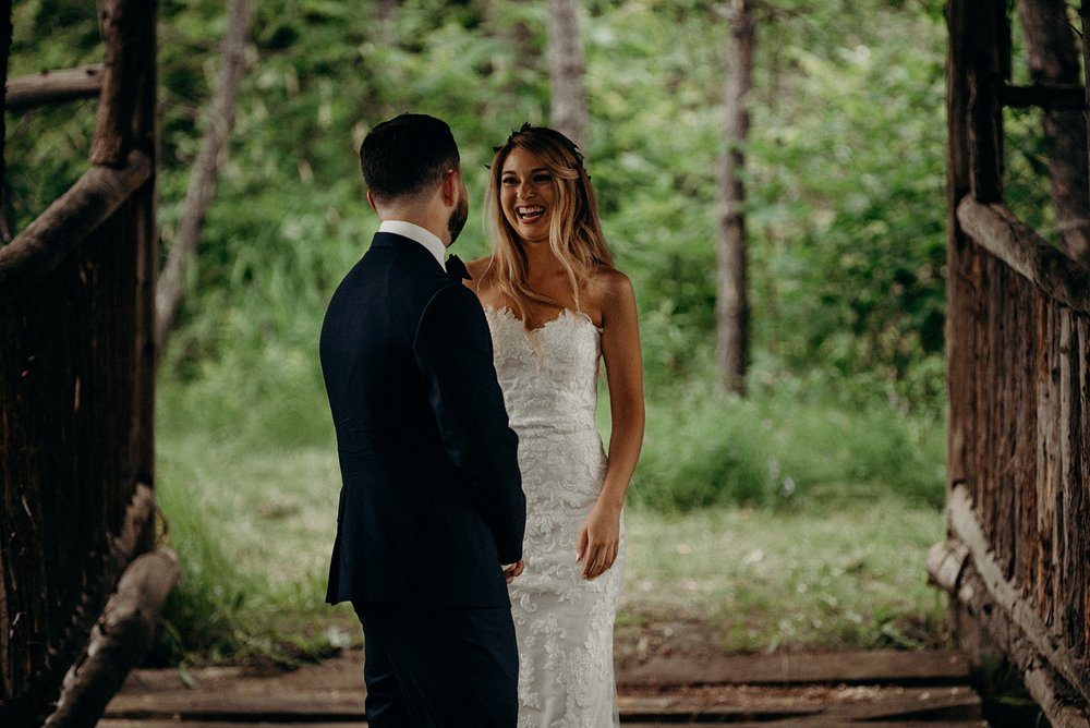 Saunders Farm Wedding Mocha Tree Studios Ottawa Toronto Montreal Wedding and Engagement Photographer and Videographer Dark Moody Intimate Authentic Modern Romantic Cinematic Best Candid First Look 23