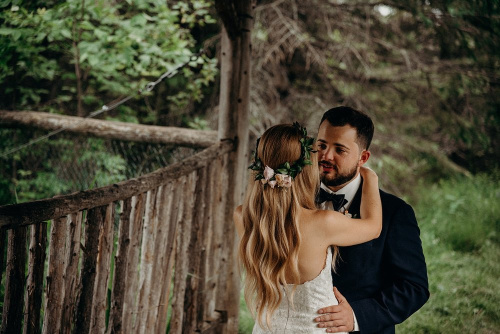 Saunders Farm Wedding Mocha Tree Studios Ottawa Toronto Montreal Wedding and Engagement Photographer and Videographer Dark Moody Intimate Authentic Modern Romantic Cinematic Best Candid First Look 24