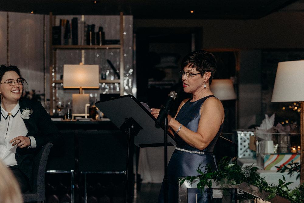 Caleigh and Alex Restaurant 18 Wedding Ottawa 23