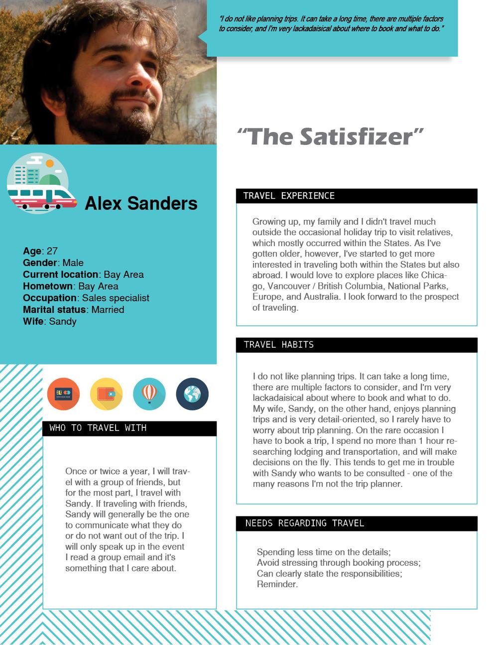 Image 1 - Persona, Alex Sanders
