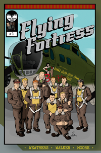 Read Flying Fortress #1