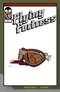 Read Flying Fortress #4!