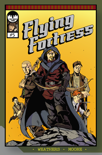 Read Flying Fortress #5!