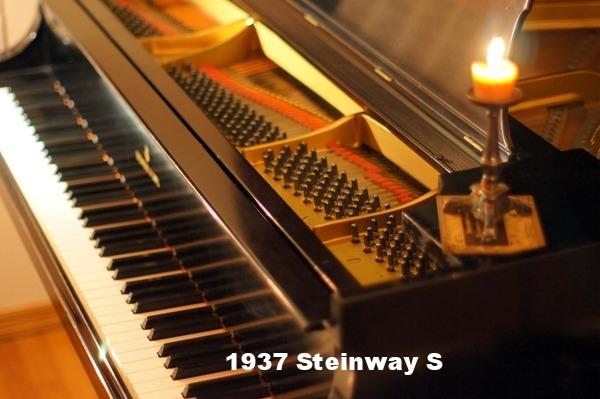 1937 Steinway S