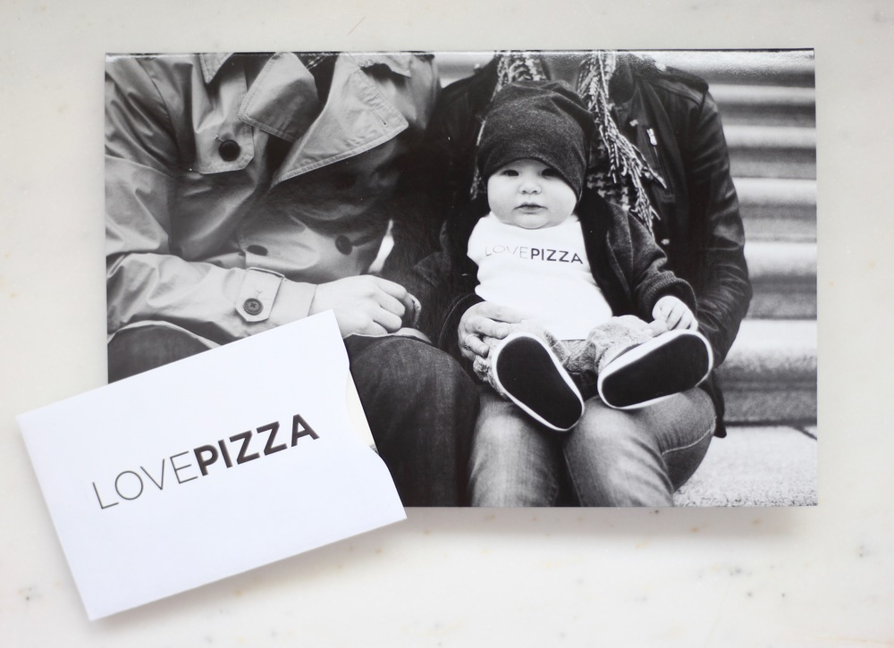 LOVE PIZZA GIFT CARD | VALUE $40