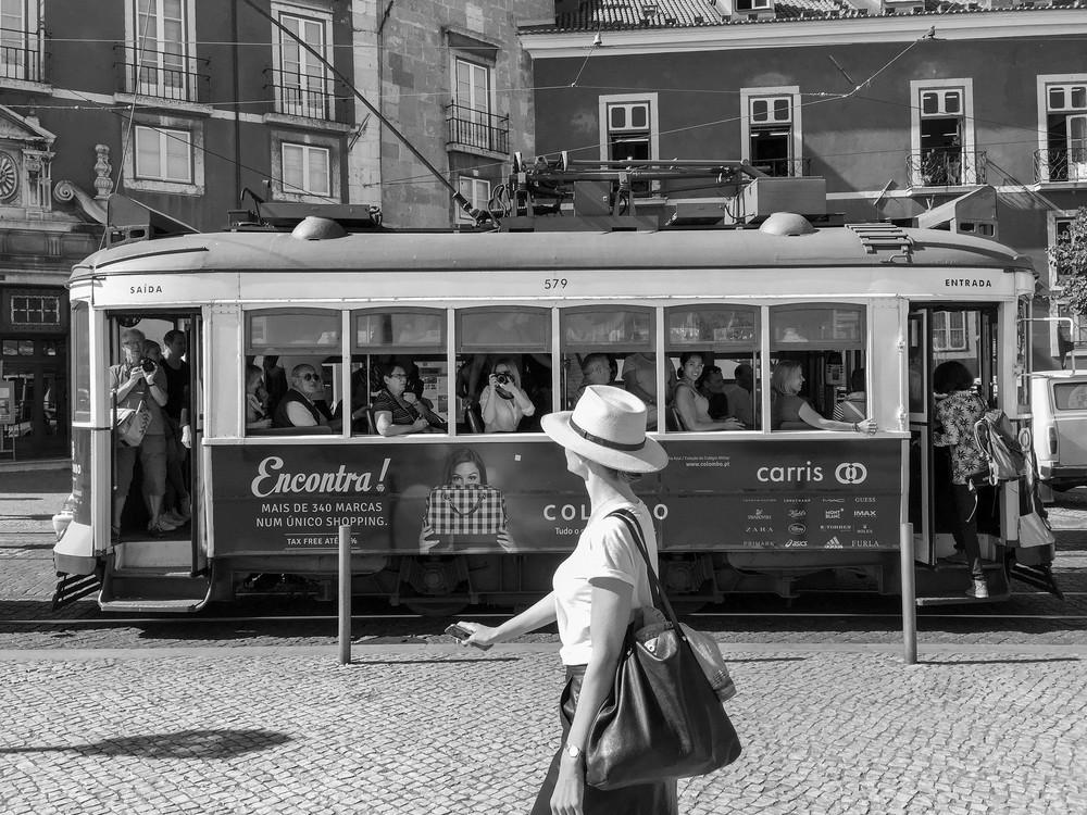 Lisbon Tourists