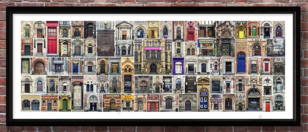 Manchester Collection by Adrian McGarry