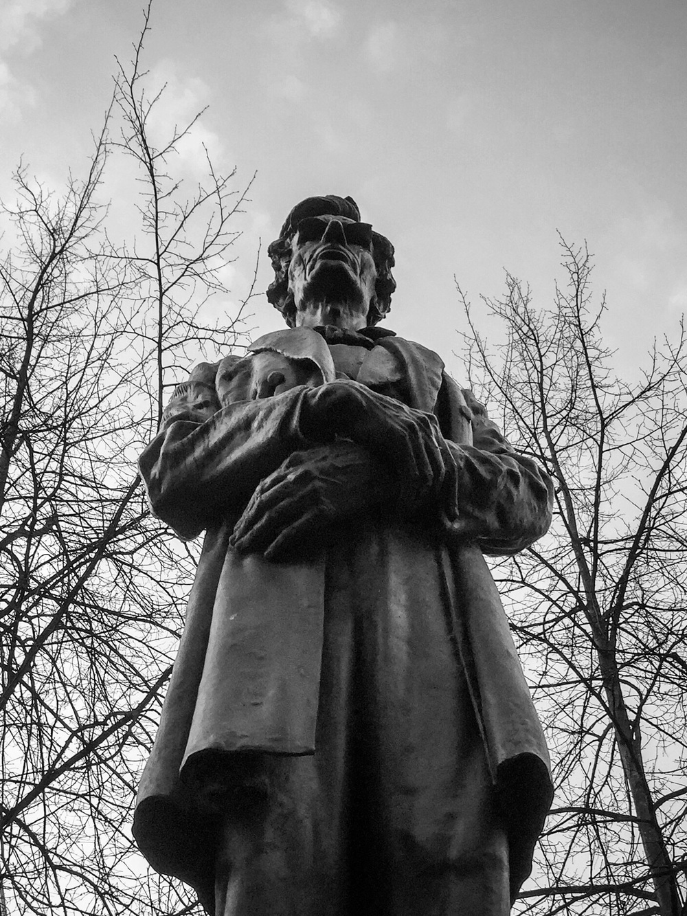 Abraham Lincoln, 16th President of the United States. Photography © Adrian McGarry 2016
