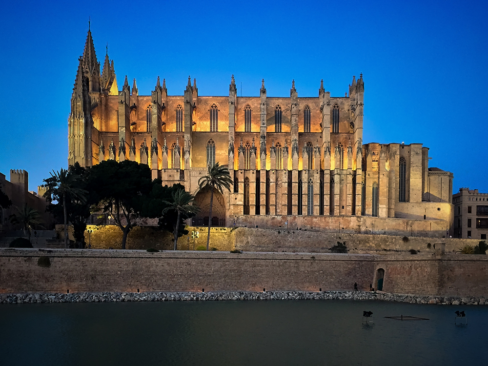 Cathedral of Santa Maria of Palma by Adrian McGarry ©2016