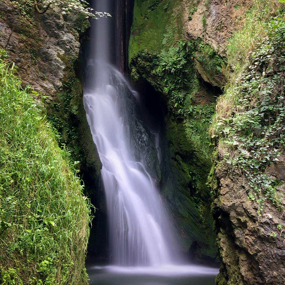 I strive to make technically competent images. Dyserth Waterfall by Adrian McGarry. ©Adrian McGarry.