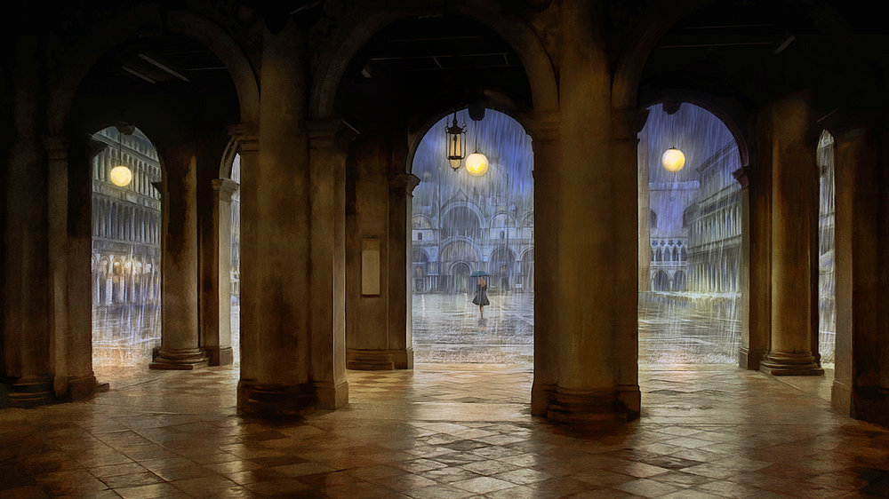 Meet Me in San Marco by Adrian McGarry ©Adrian McGarry.
