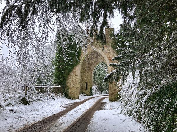 Gwrych, a fairy-tale castle