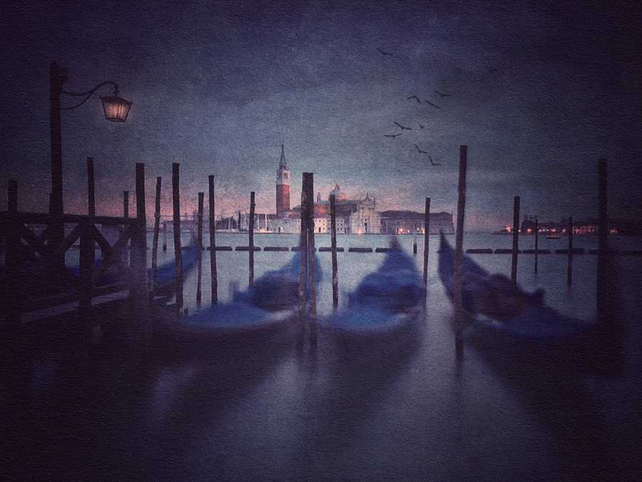 Evening In Venice © Adrian McGarry