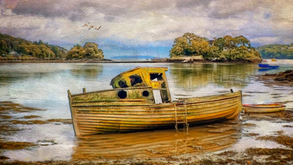Pixel Painted Art