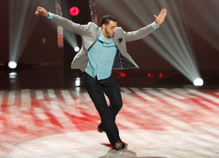 Aaron Earl Turner on season 10 of SYTYCD!
