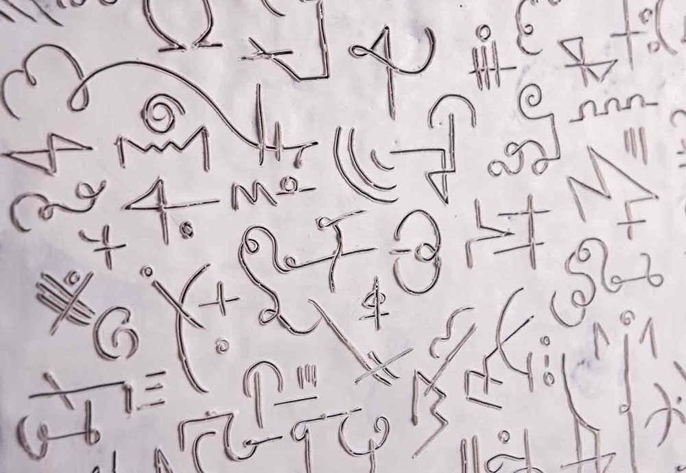 Rosetta Blanca (detail)