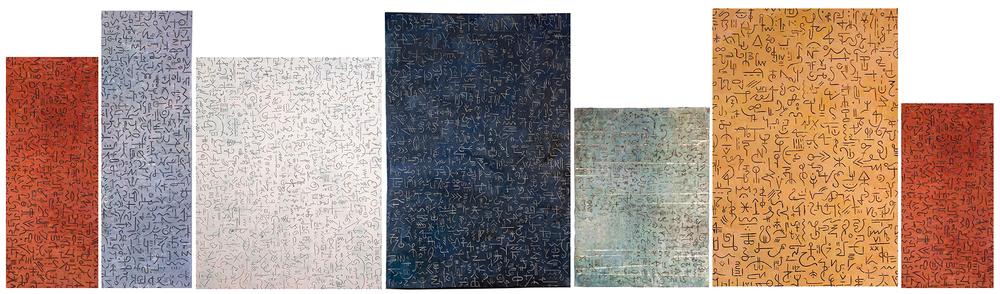 Book Glyphs (Polyptych) 126 x 36 CFE.jpg