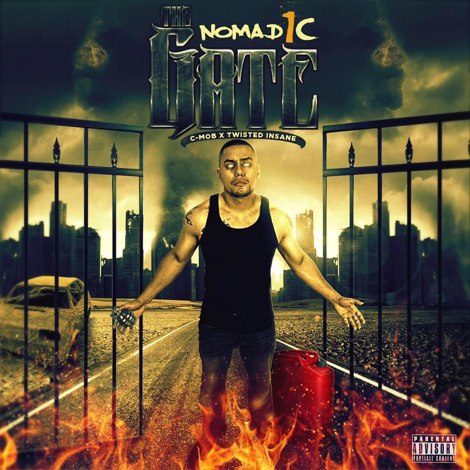 NOMAD1C   Chicago Rap Artist