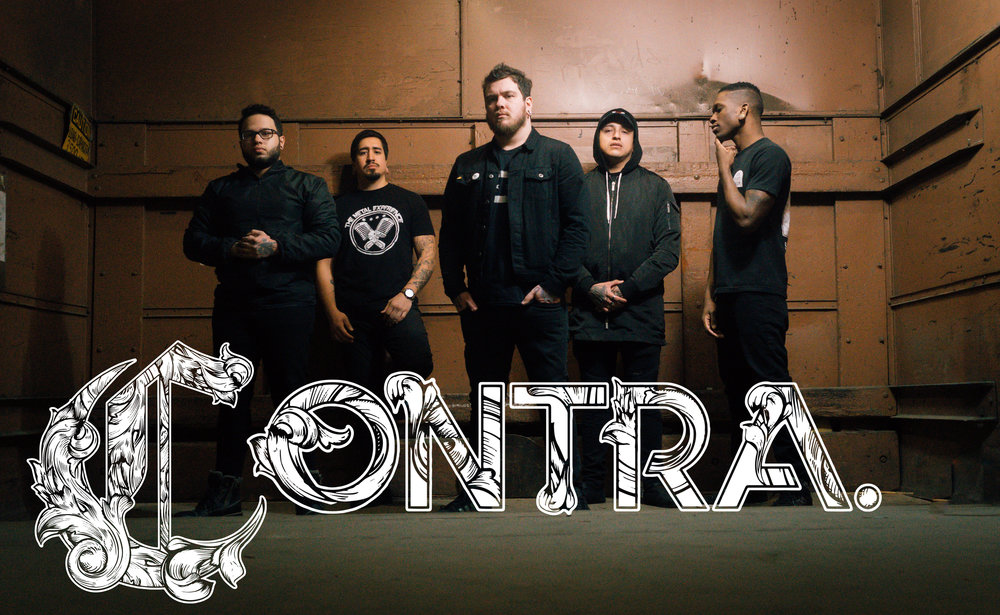 Contra.    Ambient Metalcore