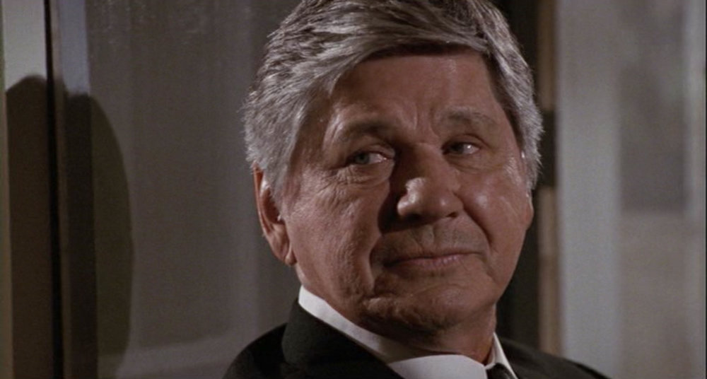 Charles Bronson is the softspoken and thoughtful Mr. Roberts