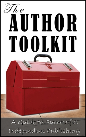 The Author Toolkit  provides tips on marketing, promotion, and publishing best practices for new and beginning author-publishers.