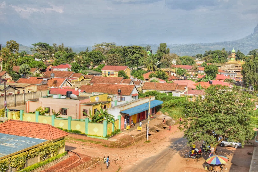 Indian Quarters in Mbale