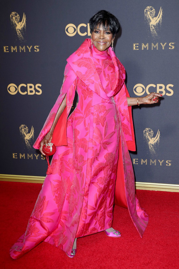 Cicely Tyson - At 92, your fave could never, EVA.