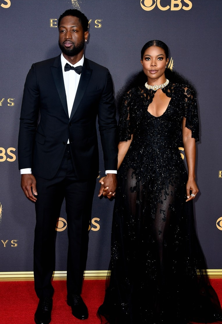 Gabrielle Union-Wade and Dwayne Wade - Life Goal: When you and bae can slay together as a unit.