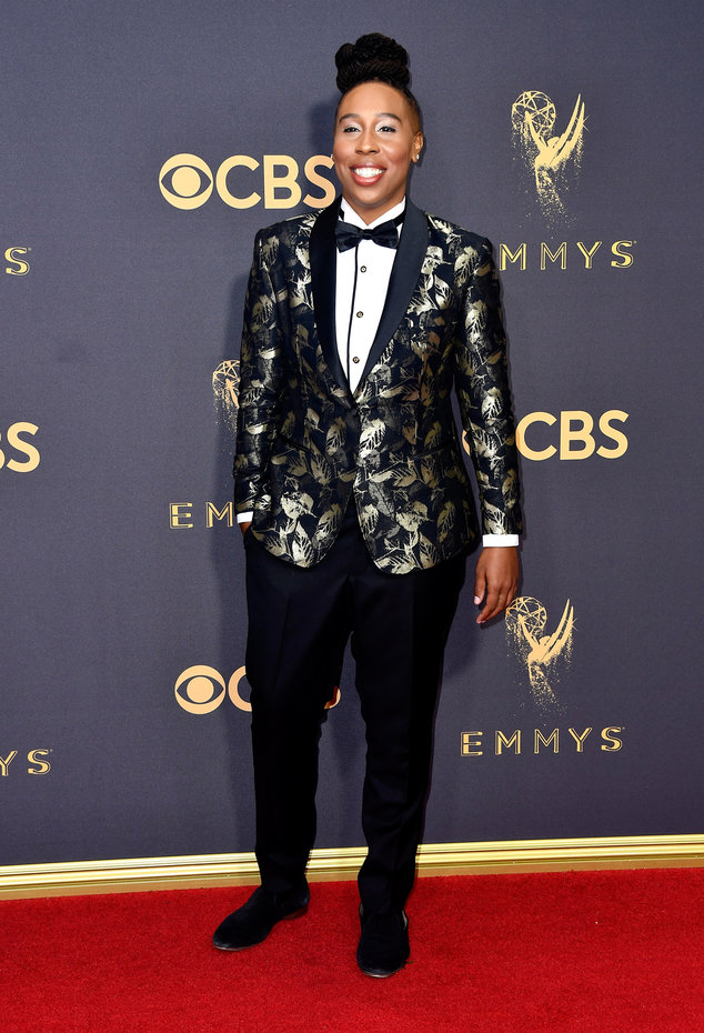 Lena Waithe - Lena made HERstory last night as the first black woman to win an Emmy for Comedic Writing. YAS QWEEN!