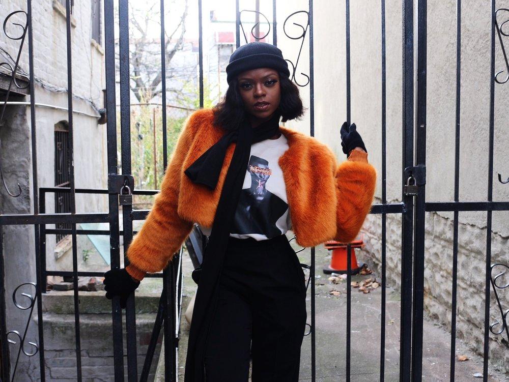 Grace Sweatshirt by Shopaholic Merch  - Coat: House of CB
