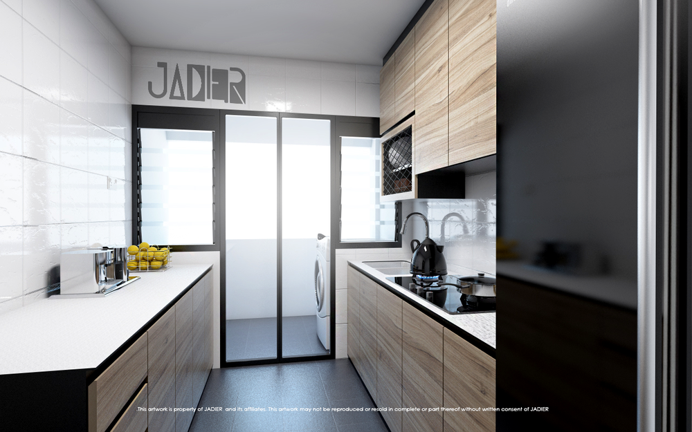 Kitchen designs jadier Kitchen door design hdb
